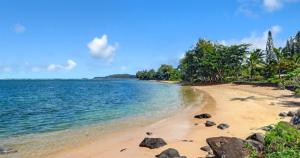 Kauai Camper Vans - Anini Beach Camping
